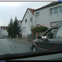 JPG: Geschwindigkeitsüberwachung per Videoaufzeichnung im Ort