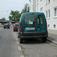 Fahrtrichtung St.Tönis