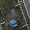 Ansicht hinter Brückenfeiler: Aufbau Foto + Radargerät