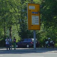 An der Braunschweiger Straße in Wolfsburg, ca. 300m hinter der Shell-Tankstelle