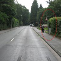 Bensheim Richtung Schönberg, ein bisschen getarnt (N49°41.282',E8°38.649')