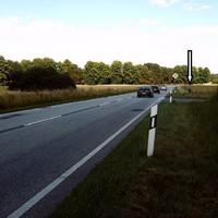 Gesamtansicht in Richtung Schwerin