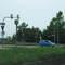 Ansicht von hinten- geblitzt wird stadt- einwärts- zeitgleich zu diesem photo fand gerade auf der gegenspur mobile Überwachung per Eso statt (siehe andere gallerie- photos) die Stadt Heilbronn läßt eben keine Gelegenheit aus um gutes Geld zu machen......