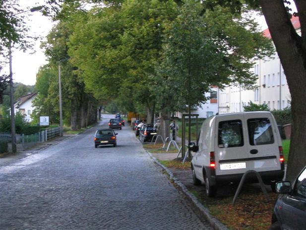 Hagenower Straße Schwerin