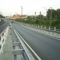 Gemessen wurde in der Abfahrt von der Pylon-Brücke (B37) (LU-Süd) an der Kreuzung mit der Lorient-Allee.