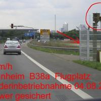 Mannheim macht was für die Sicherheit der Geldquelle. Einnahme pro Tag 1800€