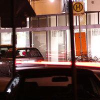Direkt vor Autohaus Vordermayr in der Innstrasse