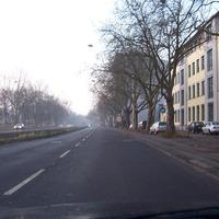Anfahrtsansicht von Mülheim Richtung Deutz. Na, wo verstecken sich die Bösewichte?