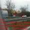 Ansicht von aus der Gegenrichtung. Gut zu erkennen der Opel Vecta Komi.