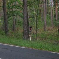 Dieser Kasten steht auf der Verbindungsstraße Oberfürberg => Wachendorf in Richtung Oberfürberg ein paar Hundert Meter nach der Bahnschranke.