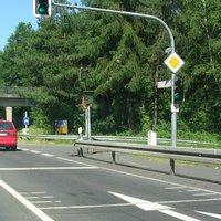 Rotlichtüberwachung und Geschwindigkeitsüberwachung