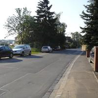 """Leuten mit einem """"Auge für Blitzer"""" sollte ein falsch herum geparktes Fahrzeug eigenltich generell verdächtig erscheinen. Hier allerdings am linken Fahrbahnrand."""