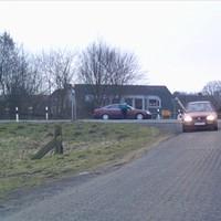 Hier hat es auch schon den ersten erwischt. Zirka 800m nach der A1 Richtung Schneiderkrug.