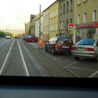 Messfahrzeug Opel Astra.(G-CY-583)