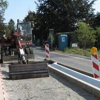 Ortseinfahrt aus Richtung Bad Homburg