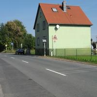 Ortseinfahrt aus Richtung Bad Vilbel