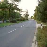 Typische Konstellation in Erlangen: Beidseitige Fotoeinheit für eine Fahrtrichtung.