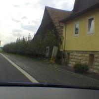 Richtung Kulmbach / Burgkunstadt
