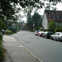 Wer aus dem T-Com Gelände Richtung Autobahn oder B26 fährt, wird hier abkassiert.