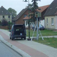 OE Pasewalk in FR. Prenzlau ...mehr Infos unter www.usedomblitzer.de