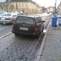 Typisch Stadtverwaltung. Braucht wieder Ostergeld.