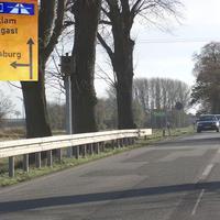 B 109 Höhe Wrangelsburg in FR. Anklam. mehr Infos unter www.usedomblitzer.de