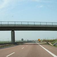 Anfahrtsansicht auf die Messstelle kurz vor der Abfahrt nach Leipzig.