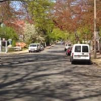 Erfasst wurden die Fahrzeuge, die aus Richtung Schlossgarten kamen ...