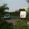 Insgesammt waren 4 Wagen dort. Ein Grün-Silberner (S 3807)nur zu Besuch. Ein schwarzer Abfangjäger(nicht auf dem Bild). Ein weißer Fiat Bus(S 31630) Abfangjäger für LKW's. Ein schwarzer Vito Messwagen(hinter dem weißen Fiat).