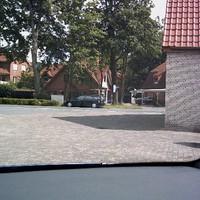 Ansicht von der Drüdingstrasse.