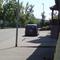 Heckansicht, wenn man in Ri. Kleingartach fährt genau vor der Autowerkstatt aufm Gehweg natürlich!!!
