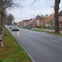Nach recht langer Zeit war es mal wieder so weit: Die Polizeidirektion führte eine beidseitige Lichtschrankenmessung in Schwerin durch!