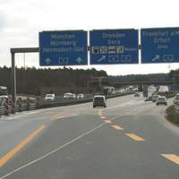 Anfahrtsansicht, wobei hier wegen der Baustelle noch keine direkte ANfahrt möglich ist.