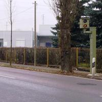 Im Dezember 2007 bekam die Berliner Straße einen neuen Blitzer.