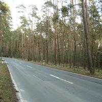 Endlich ist es mal wieder Zeit für eine Lichtschrankenmessung auf der Verbindungsstraße zwischen Fürth und Wachendorf durch den Fürther Stadtwald.