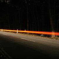 """Da ich erst bei völliger Dunkelheit an der Messtelle war gibt's leider nur ein paar Effektbilder. """"Normale Bilder"""" von der Stelle (auch vom 23.01.08) gibt's aber von MoD..."""