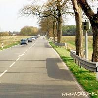 Wichtig für alle Usedomurlauber! B111 zwischen Bannemin und Zinnowitz auf freier Strecke! Drehbar!  www.usedomblitzer.de