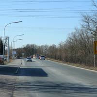 Eine Standardmesstelle in Stein ist der Ortsausgang in Richtung Ansbach auf Höhe der Feuerwehr.
