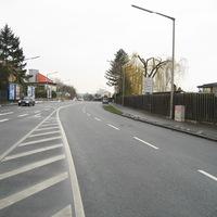 Anfahrt. In der Rothenburger Straße sollte man generell mal lieber langsamer fahren, so oft wie da geblitzt wird.