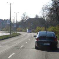 """Da schon öfters von einem neuen Tarnkennzeichen an unserem Schweriner Videowagen gemunkelt wurde, musste ich dieses in Kombination mit dem guten """"alten"""" Opel Vectra GTS V6 nun doch einmal während der Fahrt ablichten. Bekannt ist der Vectra mit """"SN-AX 340""""."""