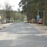 Die Standardmessstelle in Wachendorf is der Ortsausgang in Richtung Fürth.