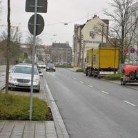 Eine sehr beliebte Messstelle in Fürth ist Waldstraße...