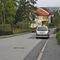 War eine recht komische Messstelle: Das Radarauto befand ich ca. 100 Meter bevor die Straße endet. Dementsprechend wenige Fahrzeuge sind auch durchgefahren.