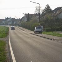 Anfahrt in Richtung Veitsbronn.
