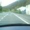 Da steht er. Kurz vor der Abbiegung in Richtung Freisenberg bzw. geradeaus in Richtung Altena.