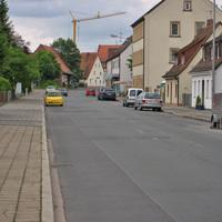 Anfahrt. Endlich hab ich die Standardmessstelle in der Poppenreuther Straße auch erwischt.