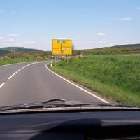 Fahrt aus Hessenpark nach Bad Homburg