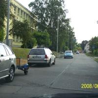 Kontrolle /OA - Jena,hier gerechtfertigt da gleich links eine Schule beginnt. weiter so !