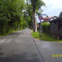 Richtung Königsdorferstr/Alstadt