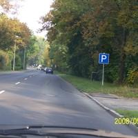 Messfahrzeug Opel Astra rot ( EIS - H - 734 )